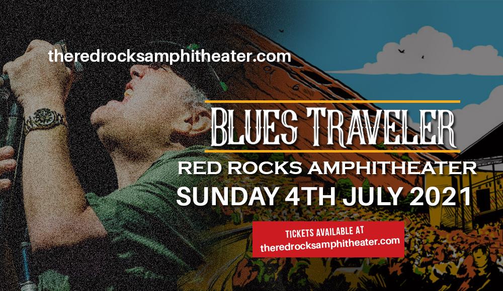 Blues Traveler at Red Rocks Amphitheater