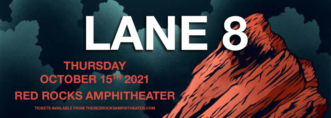 Lane 8: This Never Happened. at Red Rocks Amphitheater