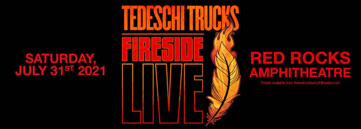 Tedeschi Trucks: Fireside Live Tour [CANCELLED] at Red Rocks Amphitheater