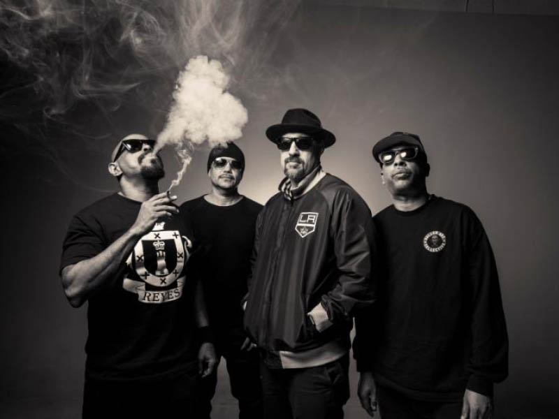 Cypress Hill & Atmosphere at Red Rocks Amphitheater