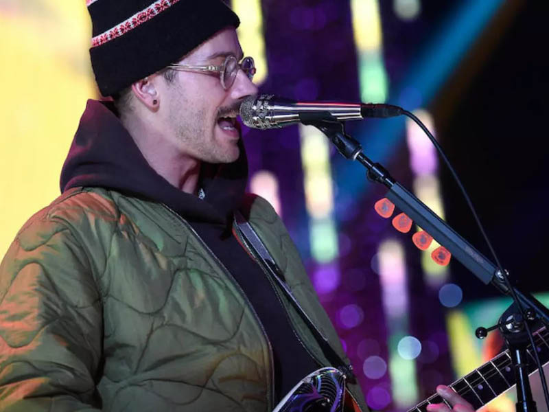 Portugal. The Man at Red Rocks Amphitheater