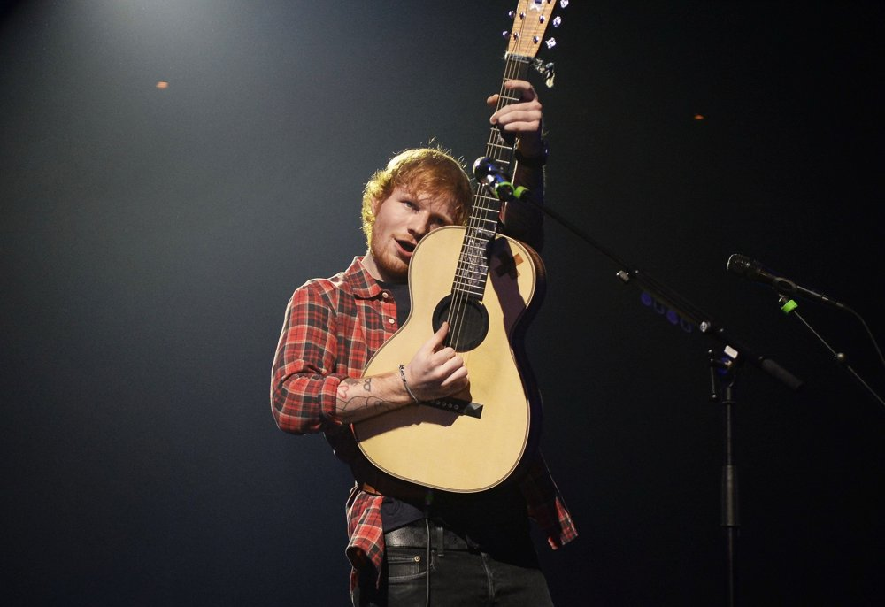 Ed Sheeran & Rixton at Red Rocks Amphitheater