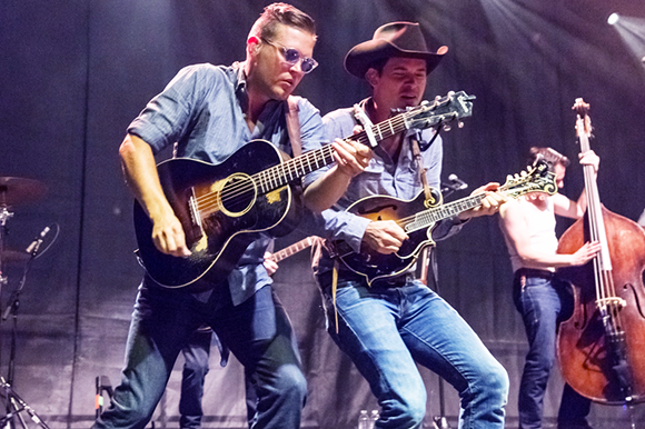 Old Crow Medicine Show & The Devil Makes Three at Red Rocks Amphitheater