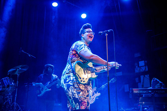 Alabama Shakes & Drive By Truckers at Red Rocks Amphitheater