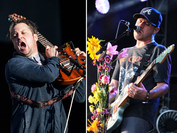 Modest Mouse & Brand New at Red Rocks Amphitheater