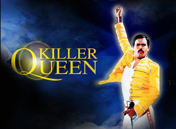 Killer Queen at Red Rocks Amphitheater
