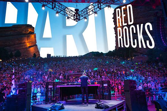 HARD Red Rocks: RL Grime, Savoy, Keys N Krates, Graves & Drezo at Red Rocks Amphitheater