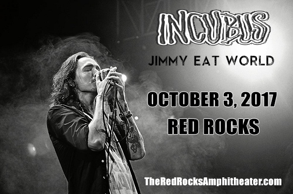 Incubus & Jimmy Eat World at Red Rocks Amphitheater