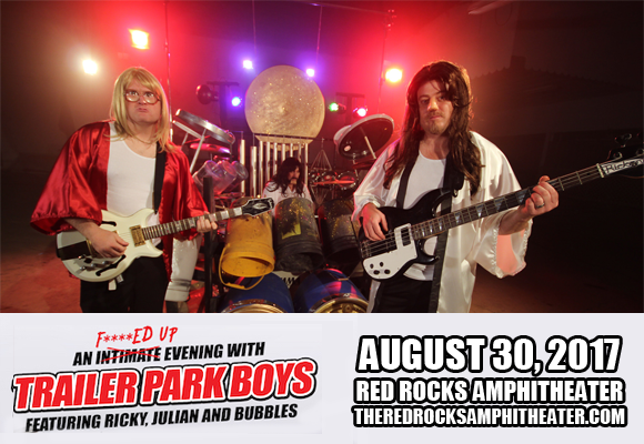 Trailer Park Boys at Red Rocks Amphitheater