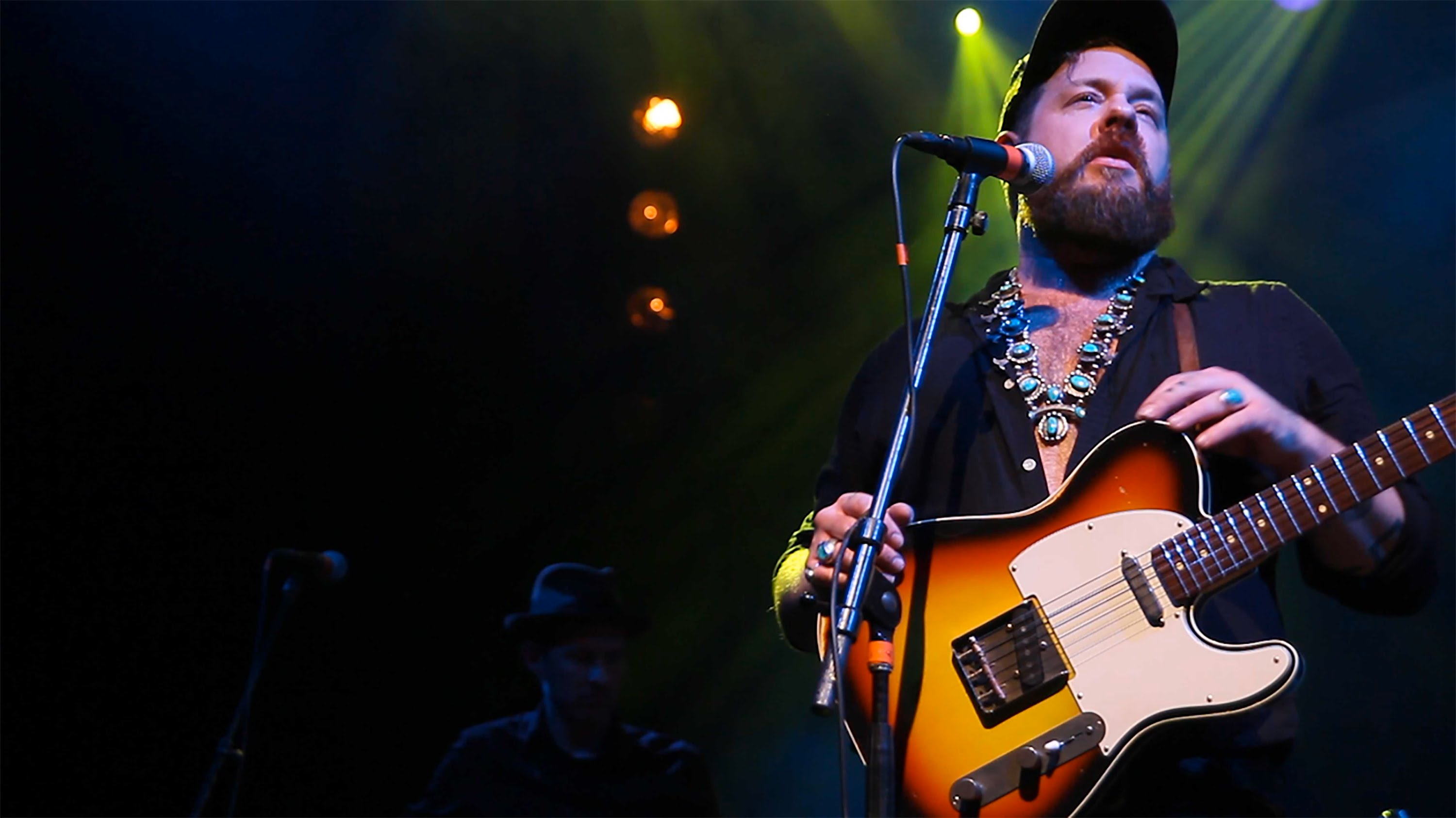 Nathaniel Rateliff and The Night Sweats at Red Rocks Amphitheater