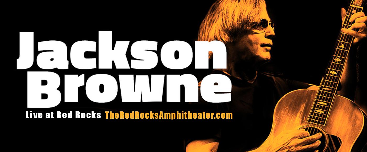 Jackson Browne at Red Rocks Amphitheater
