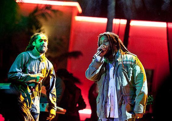Reggae On the Rocks: Rebelution, Stephen Marley & Common Kings at Red Rocks Amphitheater