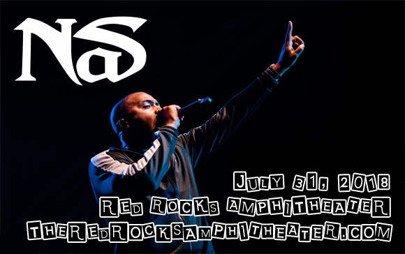 Nas & Black Star at Red Rocks Amphitheater