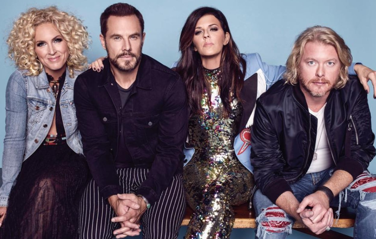 Little Big Town at Red Rocks Amphitheater