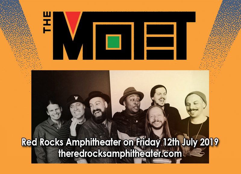 The Motet at Red Rocks Amphitheater