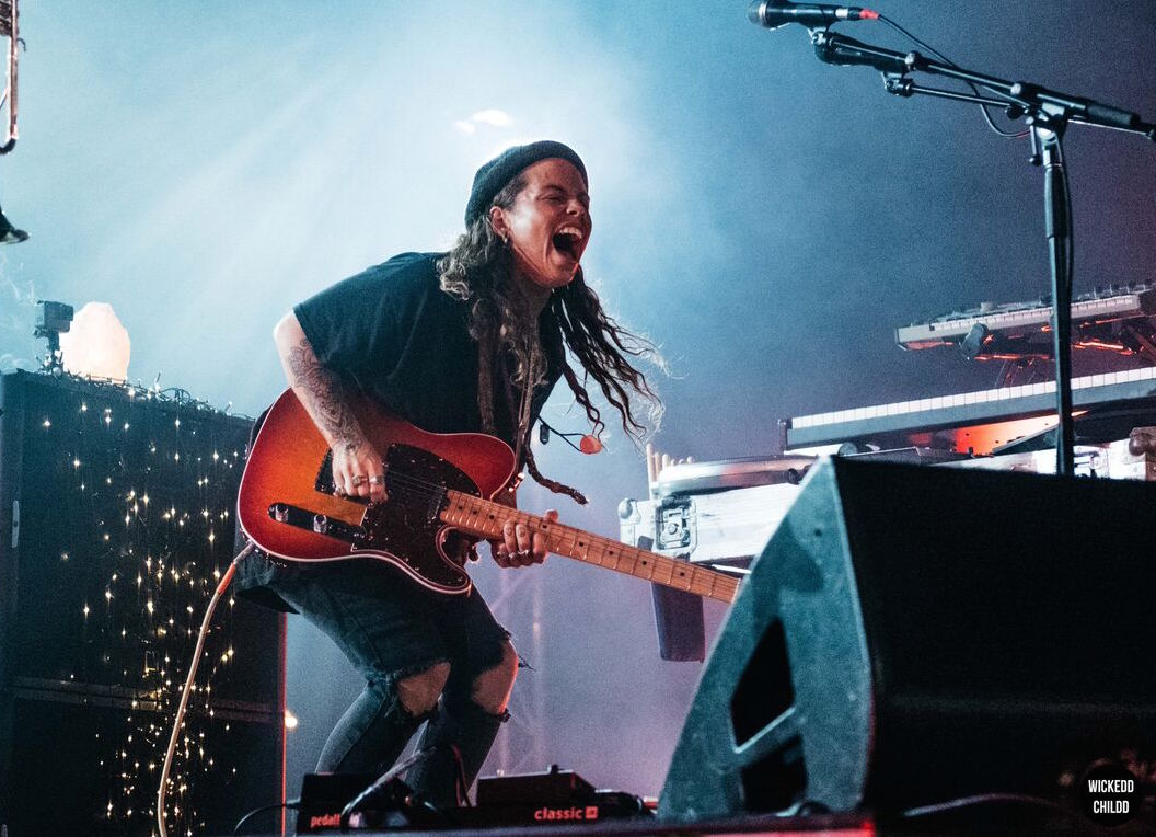 Tash Sultana at Red Rocks Amphitheater