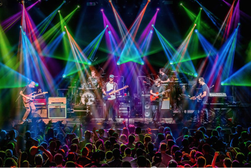 Umphrey's McGee - Friday at Red Rocks Amphitheater