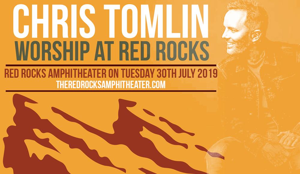 Chris Tomlin at Red Rocks Amphitheater