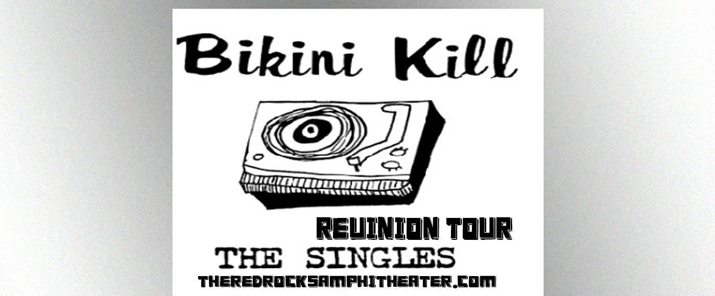 Bikini Kill at Red Rocks Amphitheater