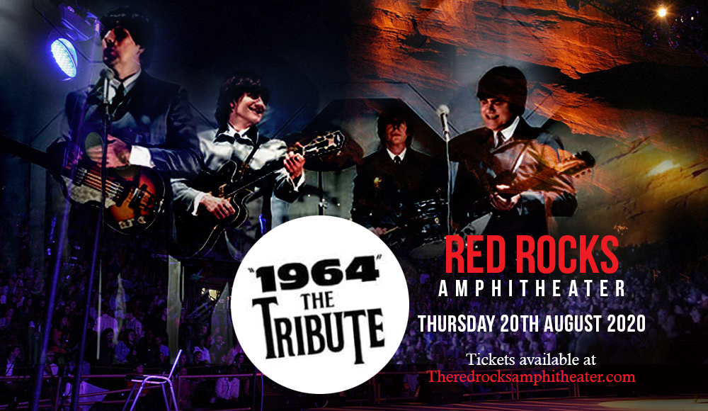 1964 The Tribute at Red Rocks Amphitheater