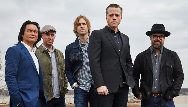 Jason Isbell & The 400 Unit at Red Rocks Amphitheater