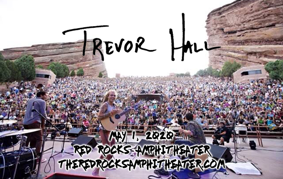 Trevor Hall & Citizen Cope at Red Rocks Amphitheater