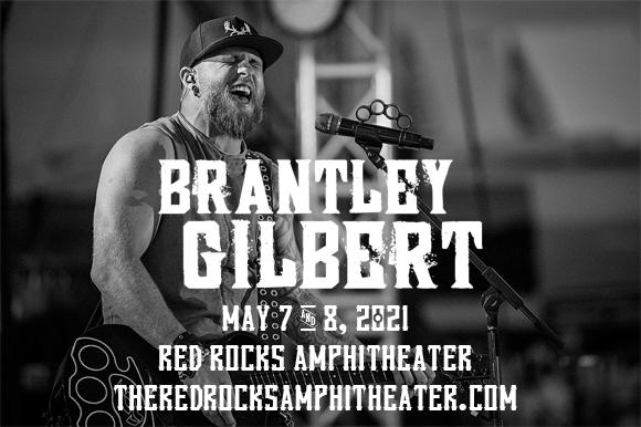 Brantley Gilbert at Red Rocks Amphitheater