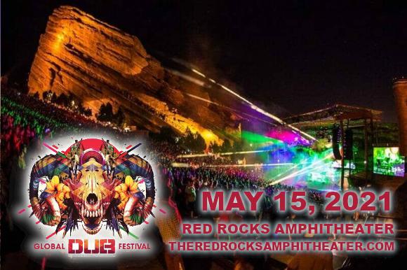 Global Dub Festival: Liquid Stranger, Subtronics & Herobust [CANCELLED] at Red Rocks Amphitheater