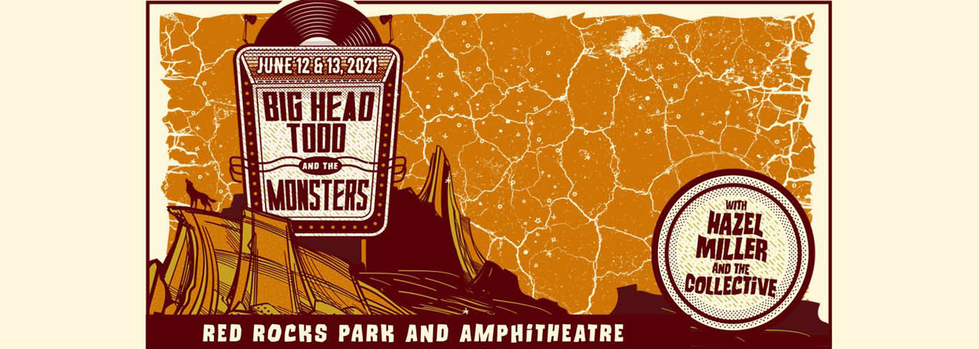 Big Head Todd and the Monsters at Red Rocks Amphitheater