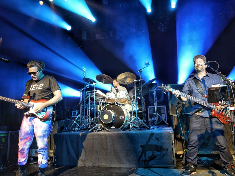 The Disco Biscuits at Red Rocks Amphitheater