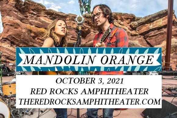 Mandolin Orange at Red Rocks Amphitheater