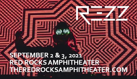 REZZ at Red Rocks Amphitheater