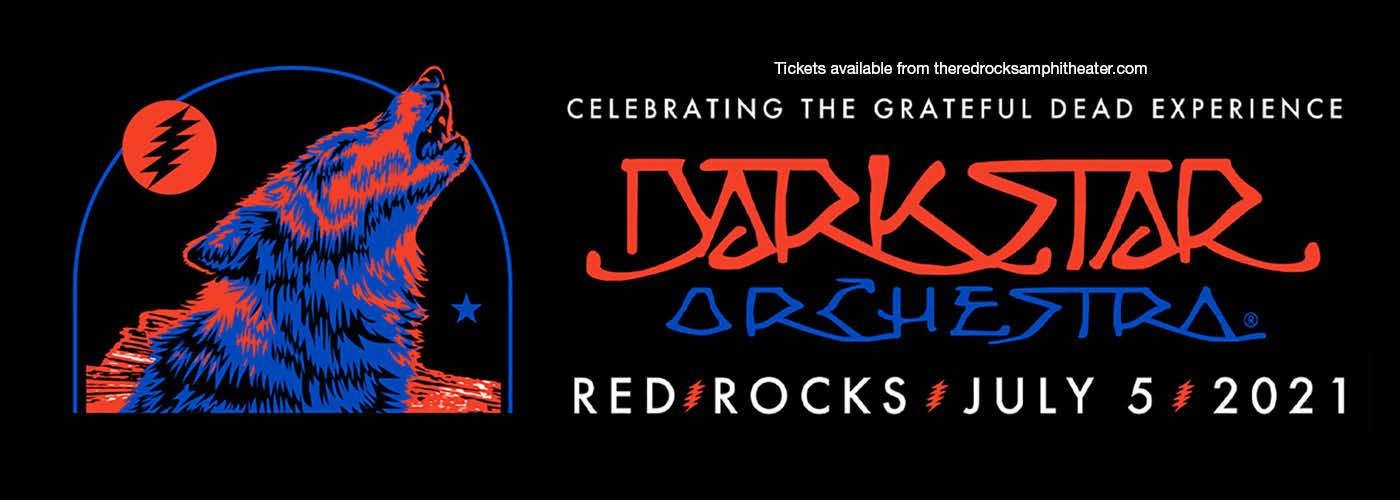 Dark Star Orchestra at Red Rocks Amphitheater