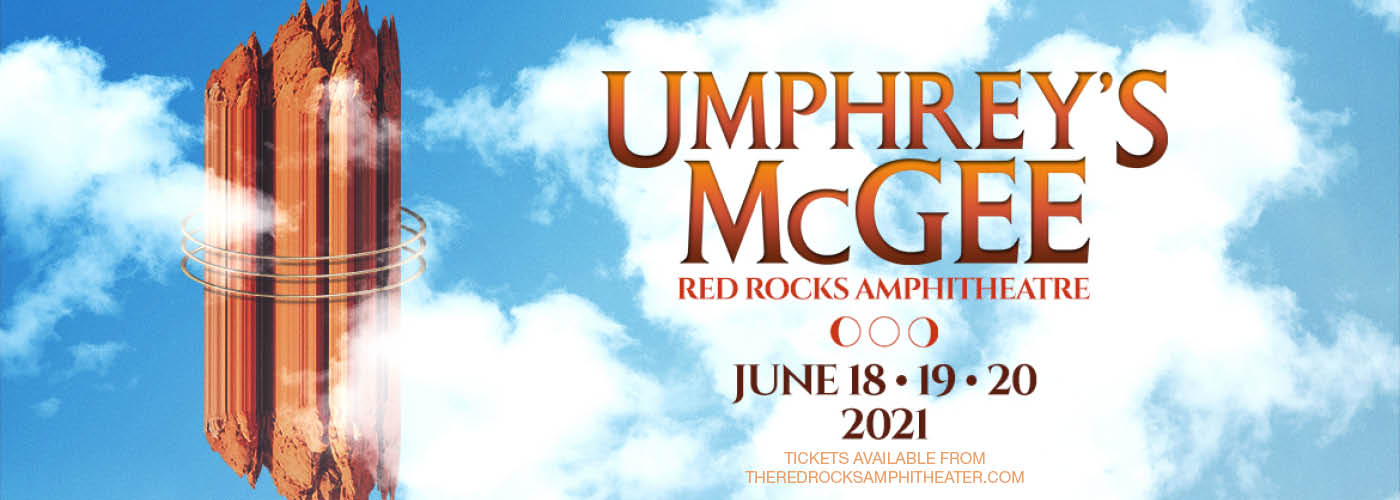Umphrey's McGee at Red Rocks Amphitheater