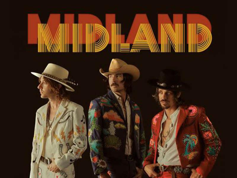 Midland at Red Rocks Amphitheater