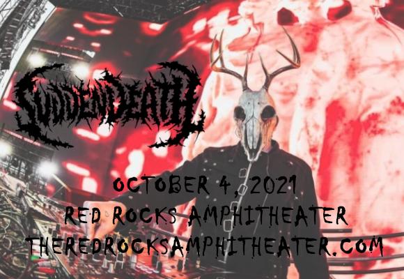 Svdden Death at Red Rocks Amphitheater